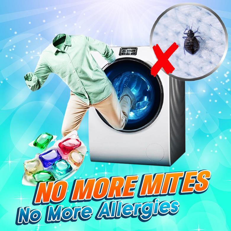 3-in-1 Anti-Mite Laundry Pods