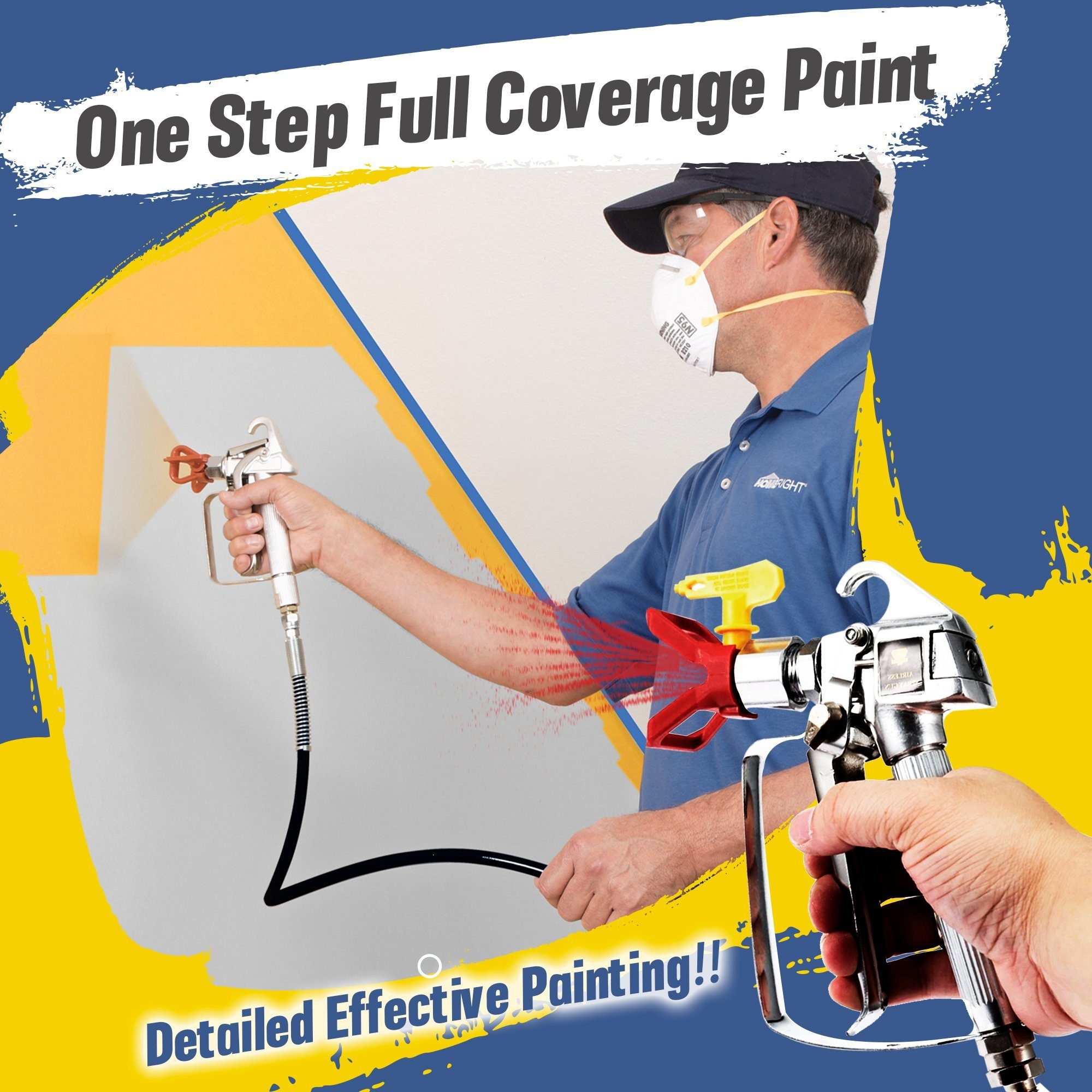 Easy Paint Sprayer Tool