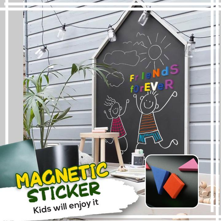 Self-Adhesive Magnetic Blackboard Wall Sticker