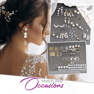 Stunning Earrings DIY Kit Set