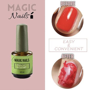 Magic Bursting Polish Remover 1688