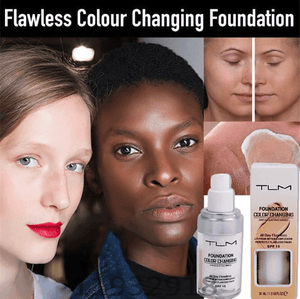 Magic Flawless Colour Changing Foundation Beauty 1688