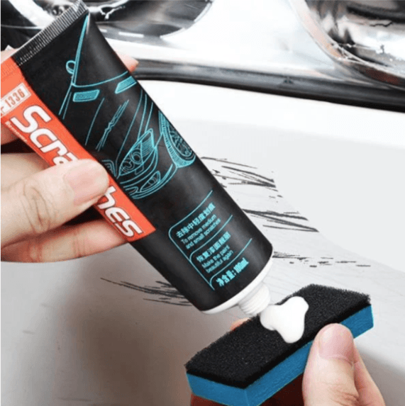 Car Rapid Cleaning Paste