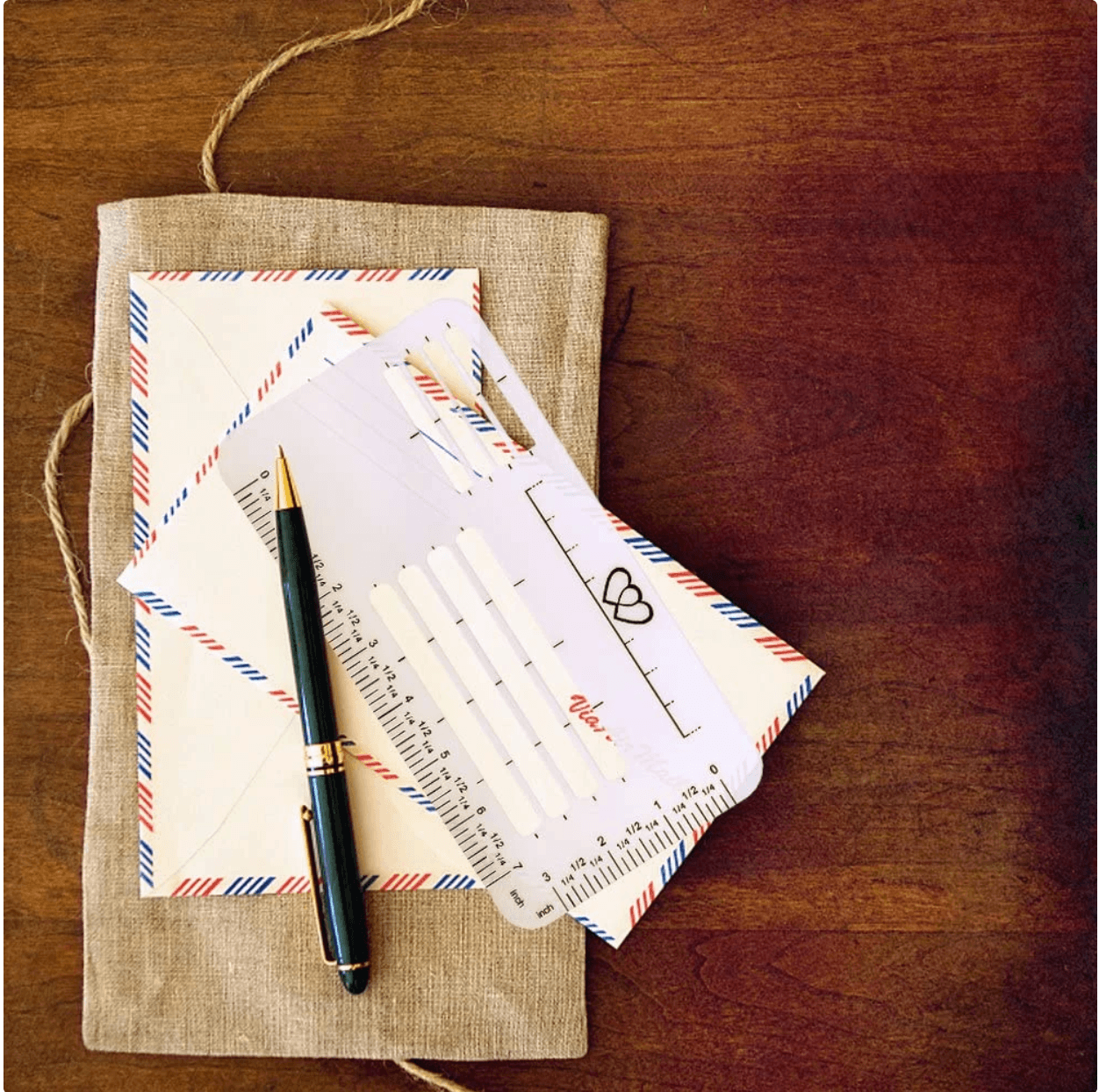 Stencil Writing And Envelope Addressing Guide