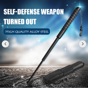 Defensive Retractable Swing Stick