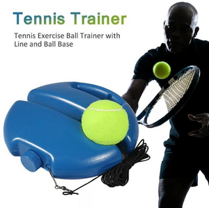 Solo Tennis Trainer Set