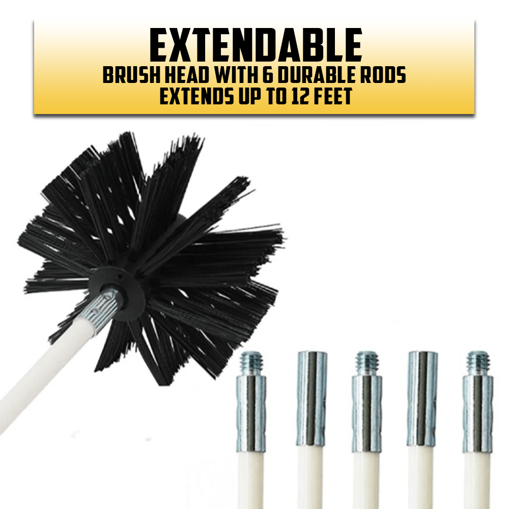 Pipe Inner Cleaning Brush 1688
