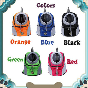 Portable Breathable Puppy Backpack