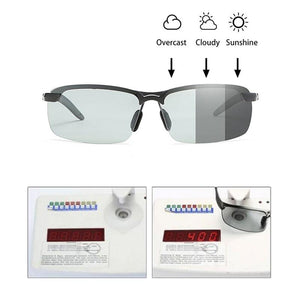 Photochromic Polarized Sunglasses 1668