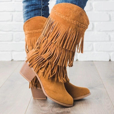 Bohemian Hippie Bohemian Chic Women's Ankle Boot chic