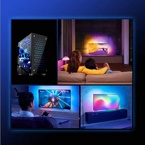 $10 Saved Extra on Every $60- TV Dream Screen LED Strip
