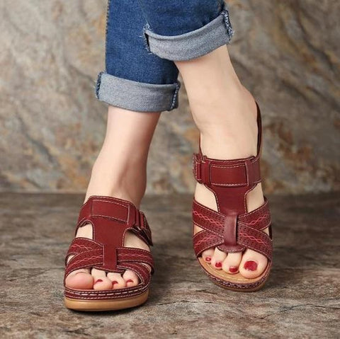 Premium Orthopedic Open Toe Sandals Shoes