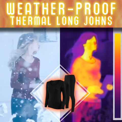 Seamless and Thin - Elastic Thermal Inner Wear