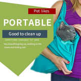 PET Cat Carrier Backpack - Cat Carrier Travel Pouch