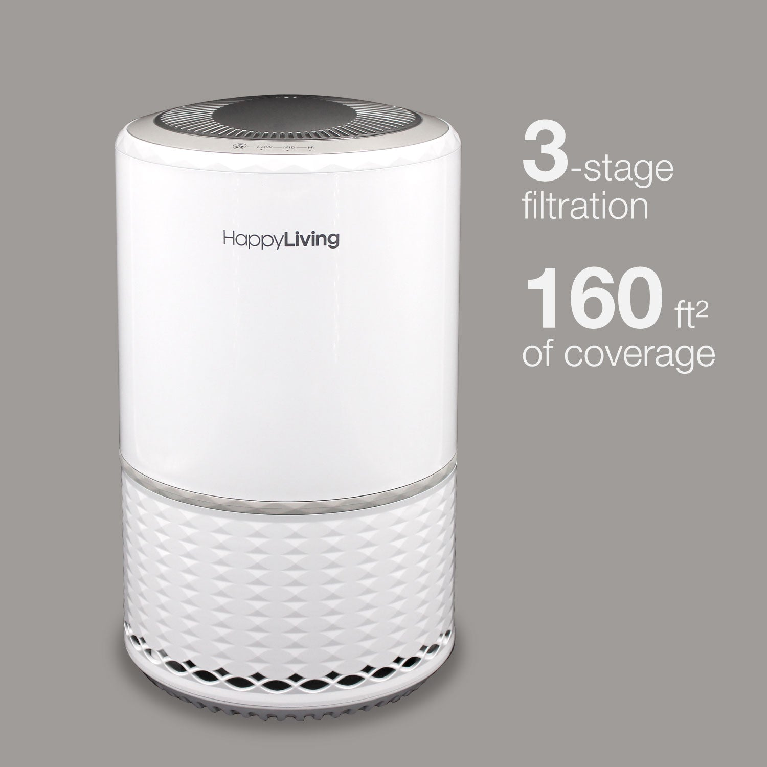 Happy Living HL-001 Air Purifier