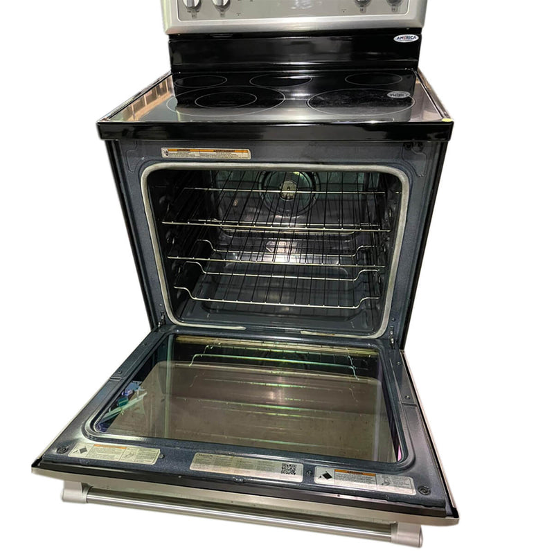 Maytag glass top black Stove MOD: YMER88DS000