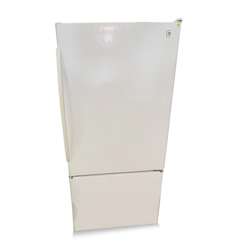 GE Bottom Freezer Fridge MOD: GDE18ZBRAWW