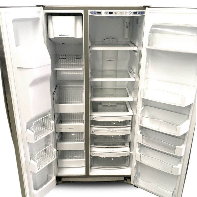 GE Profile Stainless Steel Fridge MOD: PSS23MSTC SS