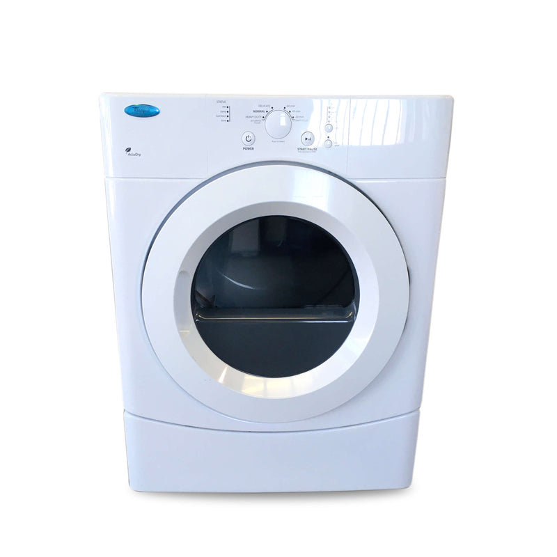 Whirlpool Dryer AccuDry MOD: YWED9050XW1
