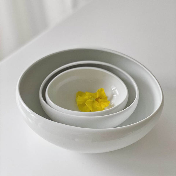 Oval Bowl (3 sizes) by Lee Changhwa
