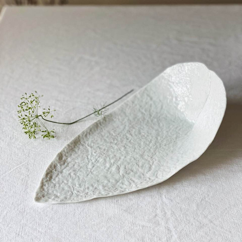 Leaf Plate (XL) by Park Songkuk
