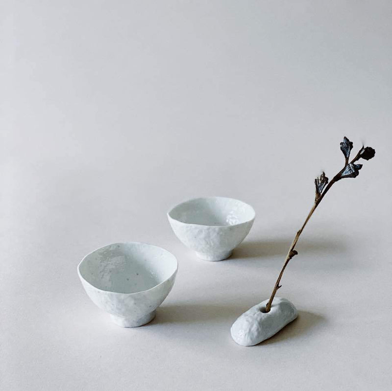 둥근찻잔 (Round Tea Cup) by PARK Songkuk