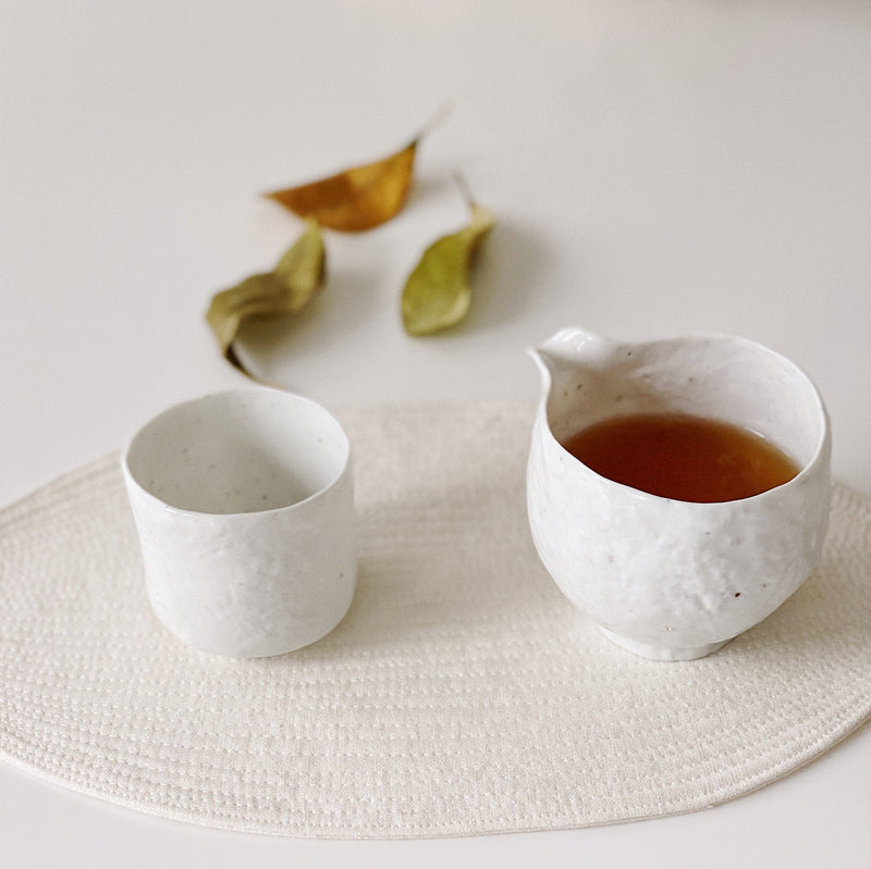 Tea Cup (찻잔) by PARK Songkuk