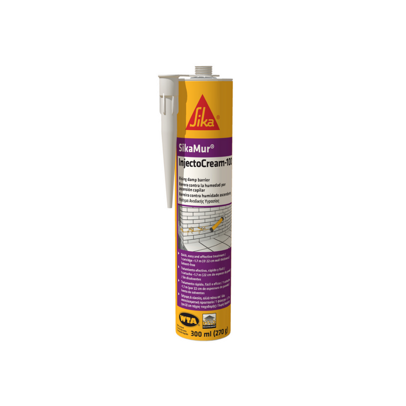 Sikamur InjectoCream - 100 300 ml - Sika