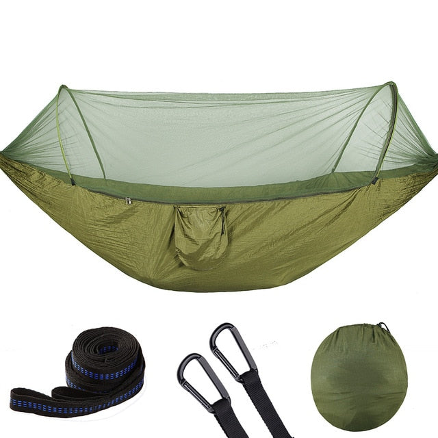 Emergency Hammock Tent