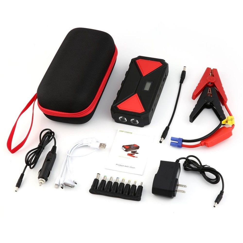 MINI CAR JUMPER and BATTERY BOOSTER!