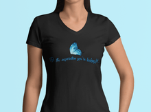 "Load image into Gallery viewer, ""Be the inspiration your looking for..."" T-Shirt"