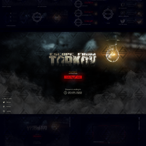 'Escape From Tarkov' Twitch Package
