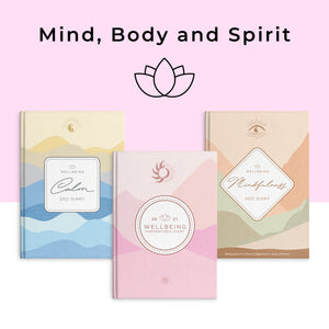 Mind, Body & Spirit 2021 Diaries