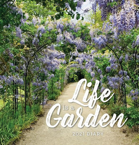 Paper Pocket - Life is a Garden 2021 Diary