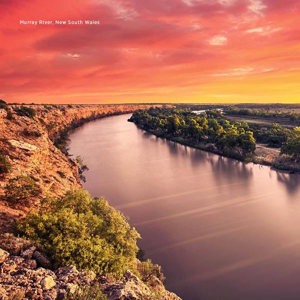 Our Australia Rivers 2021 Calendar