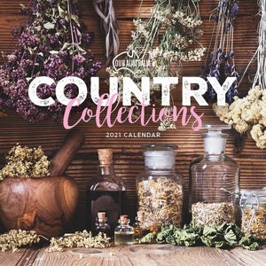 Paper Pocket - Our Australia Country Collections 2021 Calendar