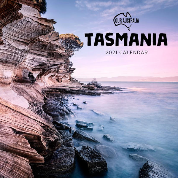 Paper Pocket - Our Australia Tasmania 2021 Calendar