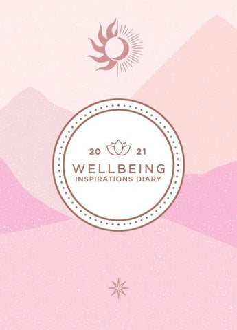 Paper Pocket - Wellbeing 2021 Diary