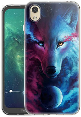 Coque huawei y5 2019 loup