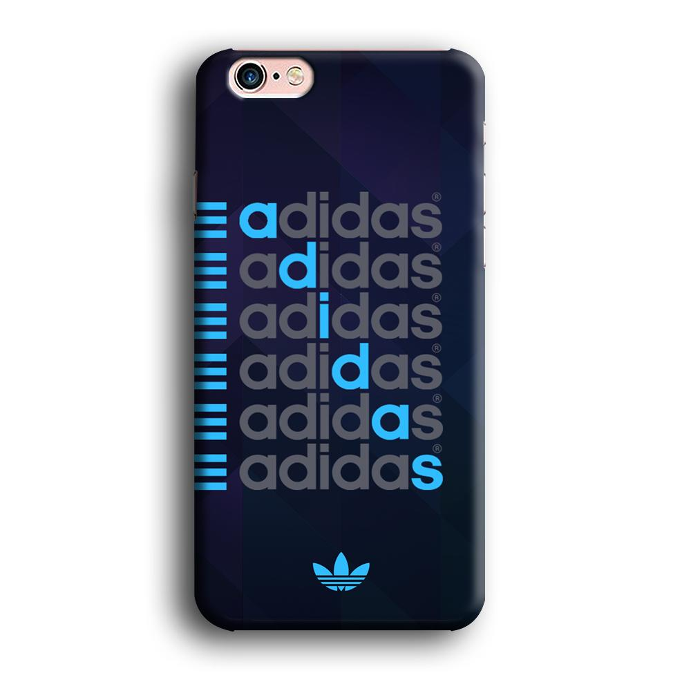 Adidas Word Show iPhone 6 Plus | 6s Plus 3D coque custodia fundas