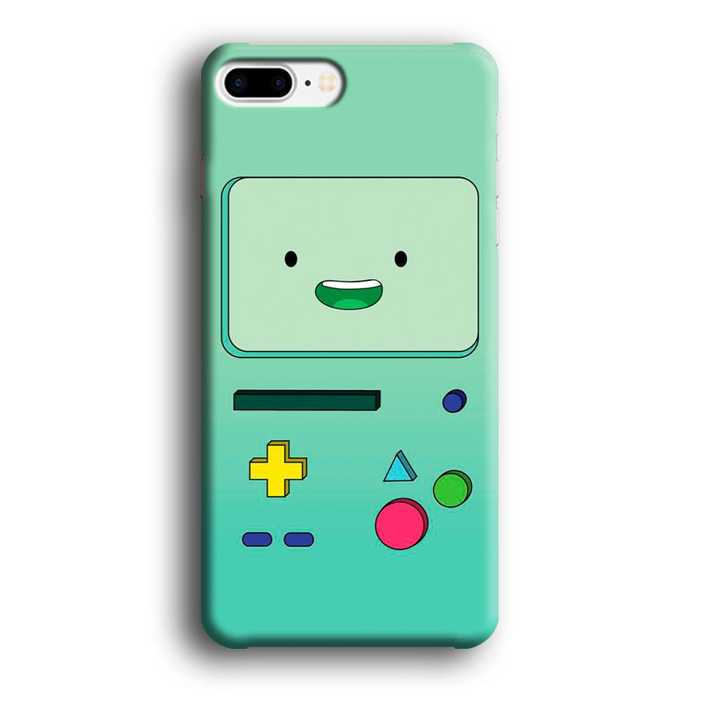 Adventure Time Beemo Face iPhone 7 Plus 3D coque custodia fundas