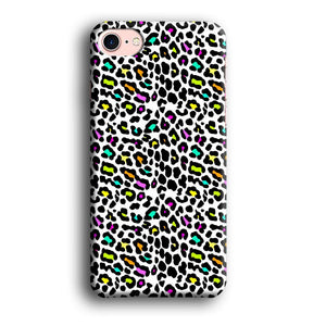 Animal Prints Smooth Perfect Leopard Skin iPhone 7 3D coque custodia fundas