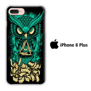 Art Brave Bowl iPhone 8 Plus 3D coque custodia fundas