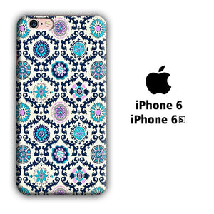 Art Ceramic Patern 001 iPhone 6 | 6s 3D coque custodia fundas