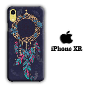 Art Dream Catcher Magic Entity iPhone XR 3D coque custodia fundas