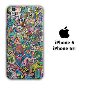 Art Real Abstract iPhone 6 | 6s 3D coque custodia fundas