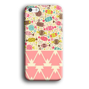 Art Sweet Candy iPhone 5 | 5s 3D coque custodia fundas