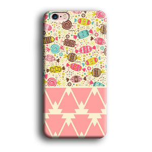 Art Sweet Candy iPhone 6 Plus | 6s Plus 3D coque custodia fundas