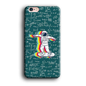 Astronaut Skate in Space Keep it Running iPhone 6 Plus | 6s Plus 3D coque custodia fundas