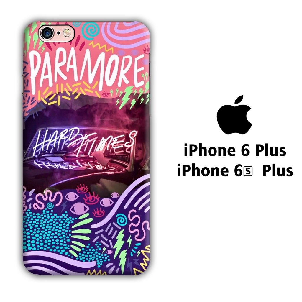 Band Paramore 004 iPhone 6 Plus | 6s Plus 3D coque custodia fundas